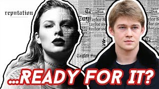 Ready For It Taylor Swift Lyrics Analysis - MEANING