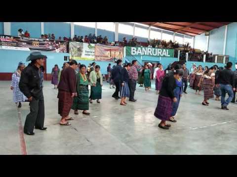 Marimba Sonora GC la international en san pedro soloma huehuetenango  2017