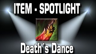 LoL: Death´s Dance - Item-Spotlight [Patch 5.22] [GER]
