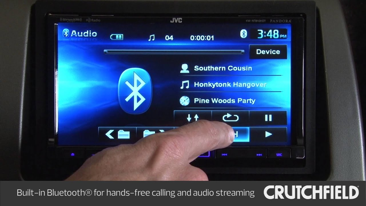 JVC KW-NT810HDT Car Navigation Windows 8 X64