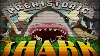 Online Shark Games Prehistoric Shark