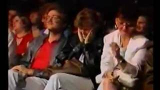 Catchen/wrestling Peggy Lee Leather Vs Wendy Richter April 1988 Us-tournee