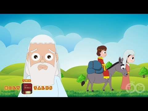 Hagar And Ishmael Sent Away I Old Testament I Bible Story For Children | Holy Tales Bible stories