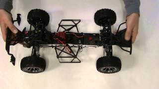 Arrma Mojave BLX Produktvorstellung und Fahrszenen