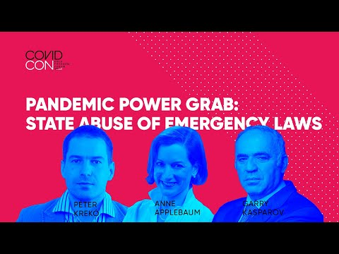 Emergency Laws And Pandemic Power Grabs