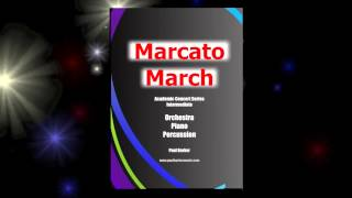 Marcato March - Training Orchestras