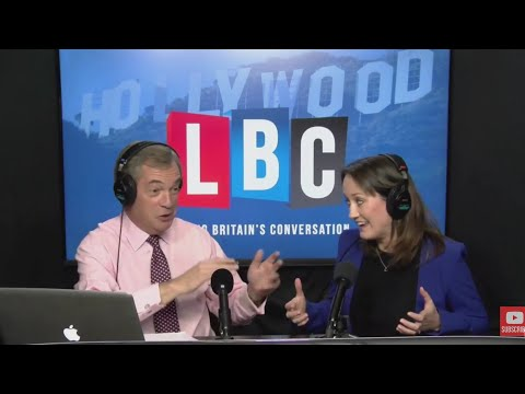 The Nigel Farage Show: Would you support a Trump-style travel Ban in U.K? LBC - 18th October 2017