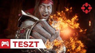 A vérengzés folytatódik - Mortal Kombat 11 teszt