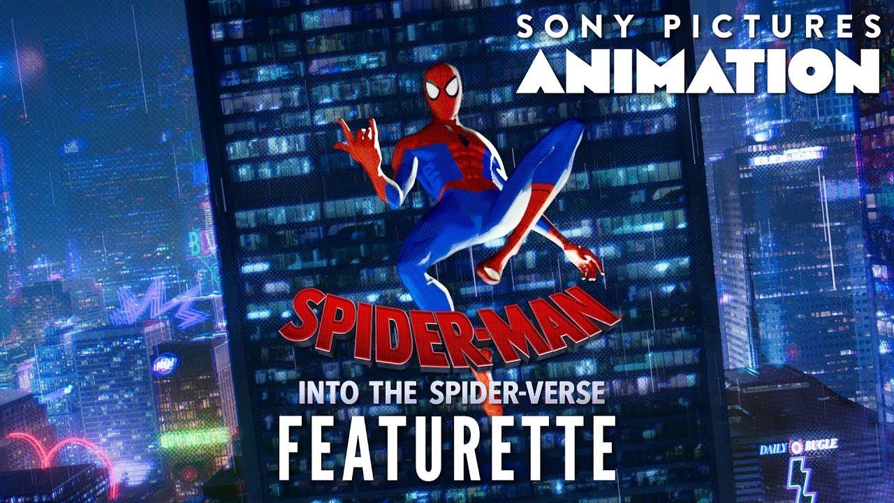 Meet Peter Parker   SPIDER-MAN: INTO THE SPIDER-VERSE