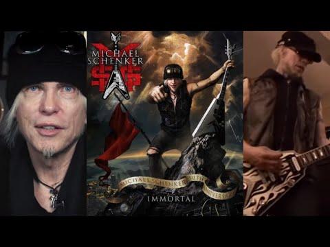 "Michael Schenker Group announce new album ""Immortal"" ...!"