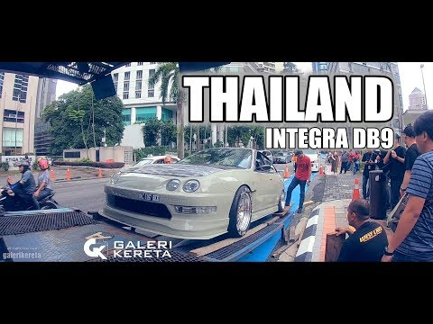 Integra DB9 Thailand to iAM KL 2018