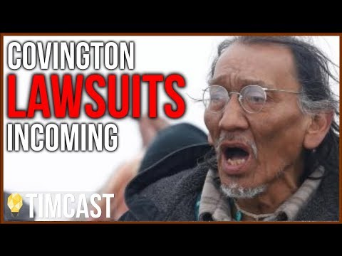 Leftist Celebrities And Media Face MASSIVE Covington Lawsuit