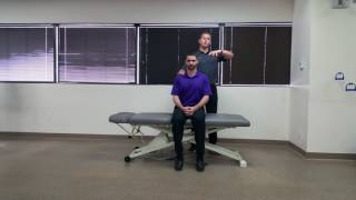 Cervical Rotation Lateral Flexion Test