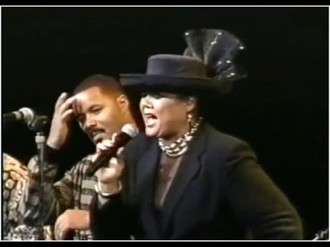 Angela Bofill live 1998 w/ George Duke