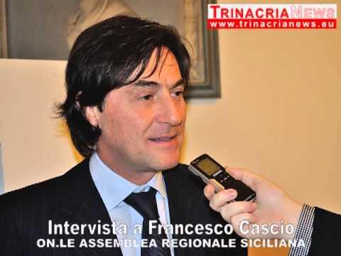 Francesco Cascio (audiointervista)