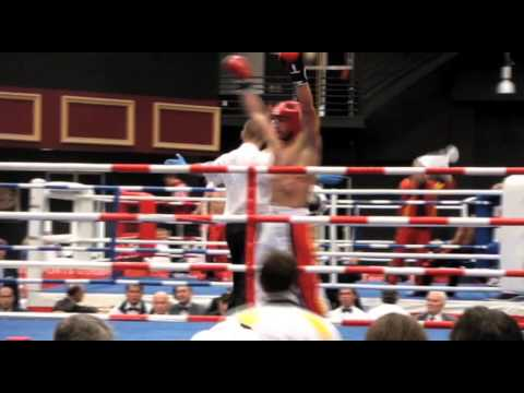 WAKO World Championships 2011 Dublin - Timo Herzberg Fight Highlights Full Contact Kickboxing