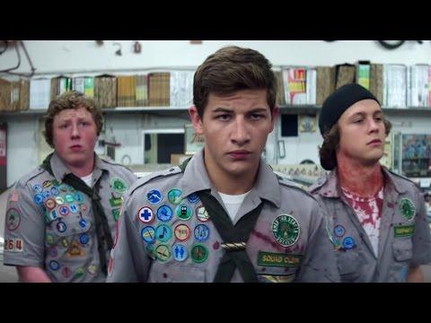 Trailer do filme Como sobreviver a um ataque zumbi