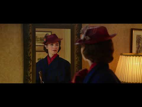 El Regreso De Mary Poppins (Doblada) - Trailer