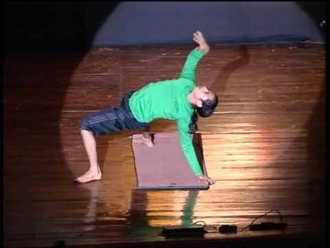 Master Akshar's Power Yoga Performance in JACKCANFIELD Show LIVE in Bangalore