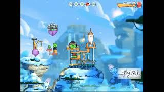Angry Birds 2 Level 595 3 Star Walkthrough Gameplay