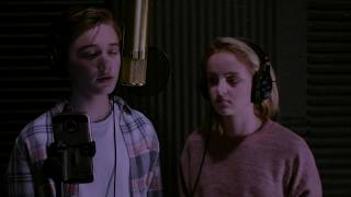 Gambar cover A Million Dreams - The Greatest Showman - Evie Clair and Josh Mortensen Cover