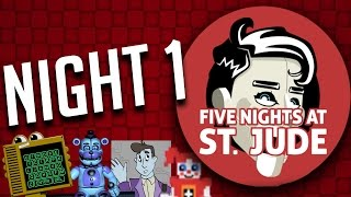 five nights at st jude s 4 charity event night 1