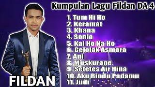 Kumpulan Lagu Fildan DA 4 ( Part 1 ) Full Album
