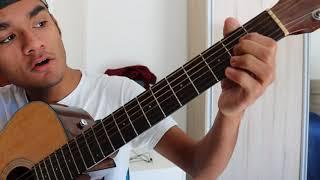 Baixar Como tocar Largado ás traças (Zé neto & Cristiano) com 2 acordes no violão