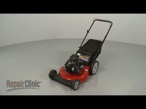 MTD Lawn Mower Disassembly