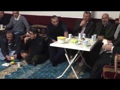 Sultan Abdulhamid Camiî: İrfan Akyol İlâhî, 06.02.2016