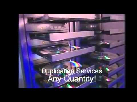 Halifax Media Duplication Services.