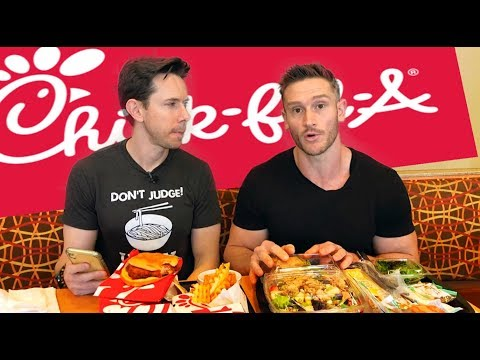 We Bought Everything on the Chick-Fil-A Menu and Reviewed the Ingredients