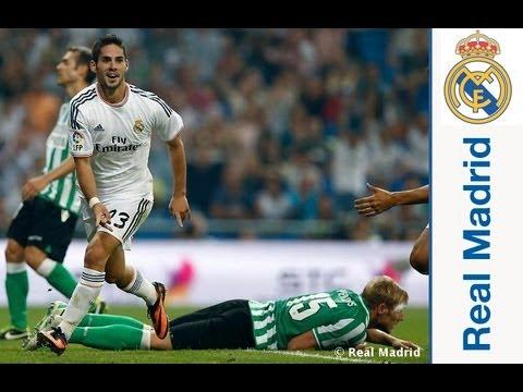 Isco asombró al Bernabéu en su debut oficial