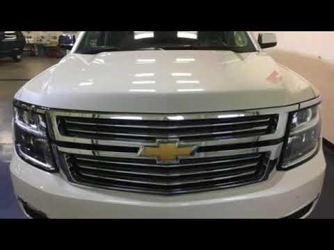Used 2015 Chevrolet Tahoe Christiansburg VA Blacksburg, VA #X52282 - SOLD