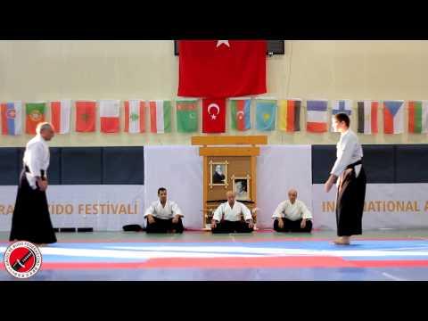 Eurasia International Aikido Festival 2014