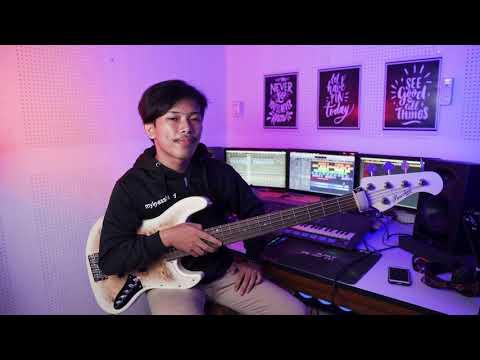 Download Lexicon - Isyana Sarasvati   Bass Cover by Michael Chandra Mp4 baru
