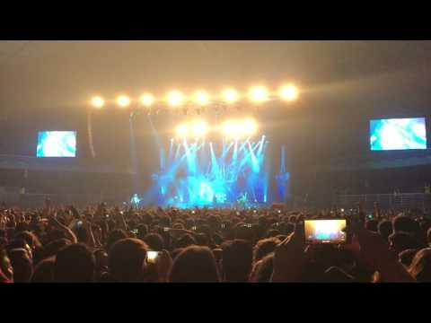 Slayer - Chile 8 Mayo 2017 | South of Heaven + Raining Blood + Black Magic