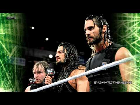 2012/2014: The Shield 1st WWE Theme Song -...
