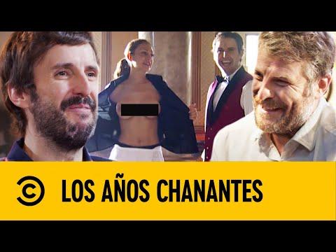 Las Tetas De La Hora Chanante | Los Años Chanantes | Comedy Central España