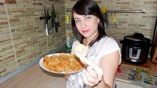 Как сделать домашние ЧИПСЫ Рецепт (настоящие! НЕ микроволновка)