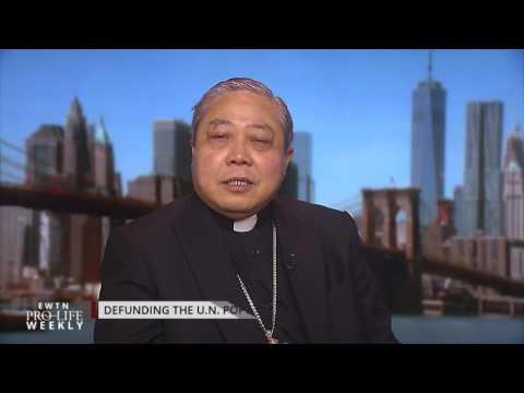 Pope Francis' UN Representative Responds to Trump Defunding UN Population Fund