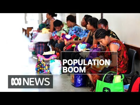 PNG's Population Is Booming, But Many Women Remain Under Pressure To Have Babies | ABC News