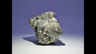 Chalcopyrite on Calcite from Tonglushan Mine, Daye Co., Huangshi Prefecture, Hubei Province, China