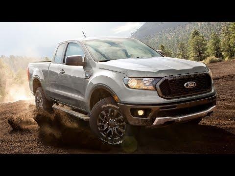 Ford Ranger 2019 Car Review