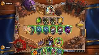 Hearthstone Witchwood Control Warlock Legend Wins Long Video