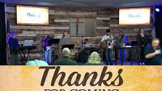 "Sunday, November 22, 2020 ""Radical Gratitude"" Psalm 136:1"