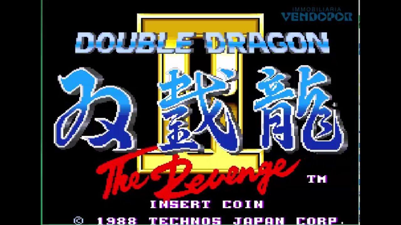 Double Dragon 2 The Revenge 1988 Technos Japan Games Jugando Juegos