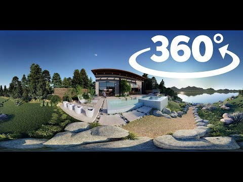 how to create 360 panorama