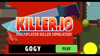 Killer.io Full Gameplay Walkthrough