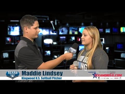 Maddie Lindsey voted